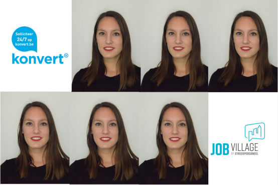 Jobvillage Gent photobooht