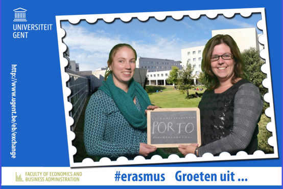 Event Universiteit Gent photobooth